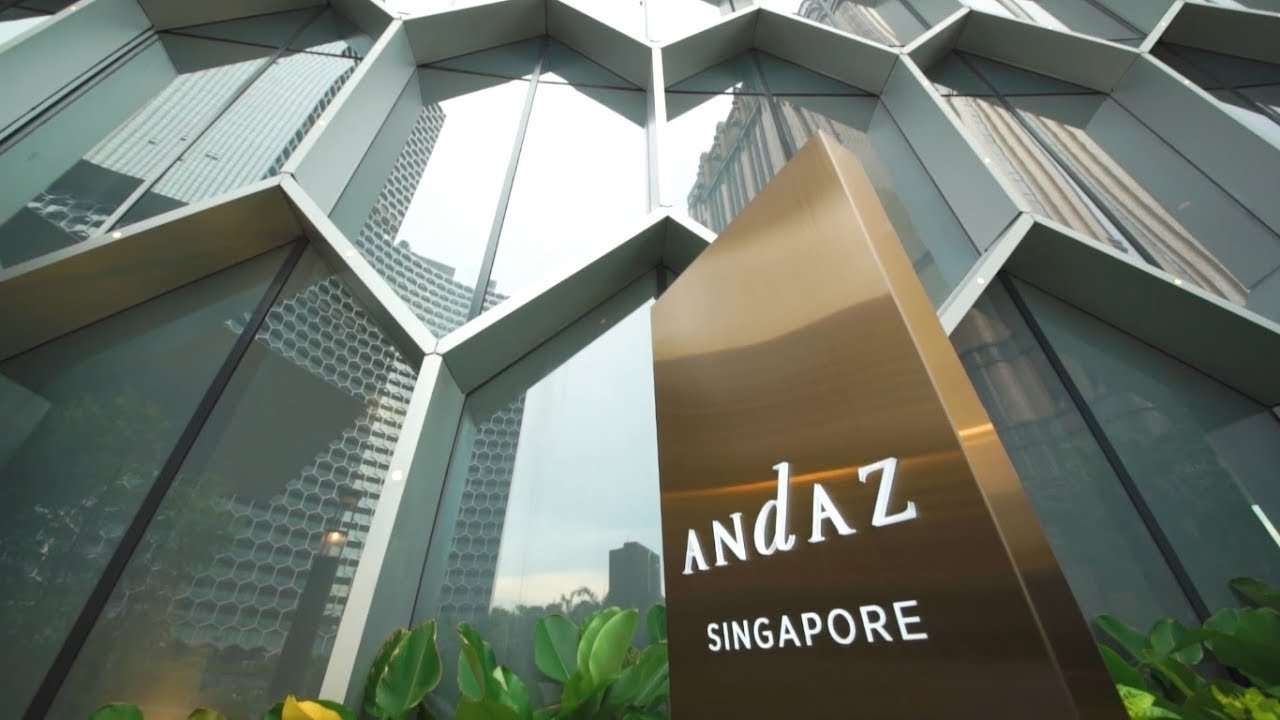 How Andaz Singapore Gives Outstanding Impressions to All Guests
